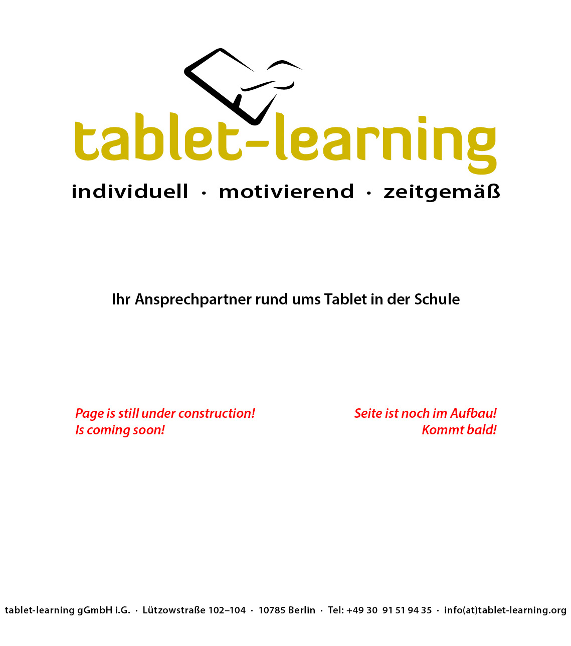 tablet-learning